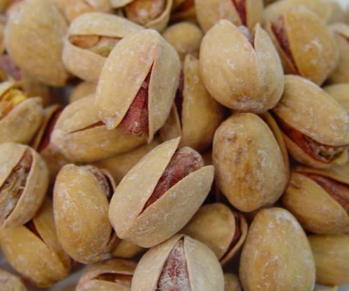Pistachio iranian roasted salted